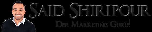Said Shiripour Online Marketing