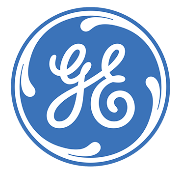 GE logo Visitor management system