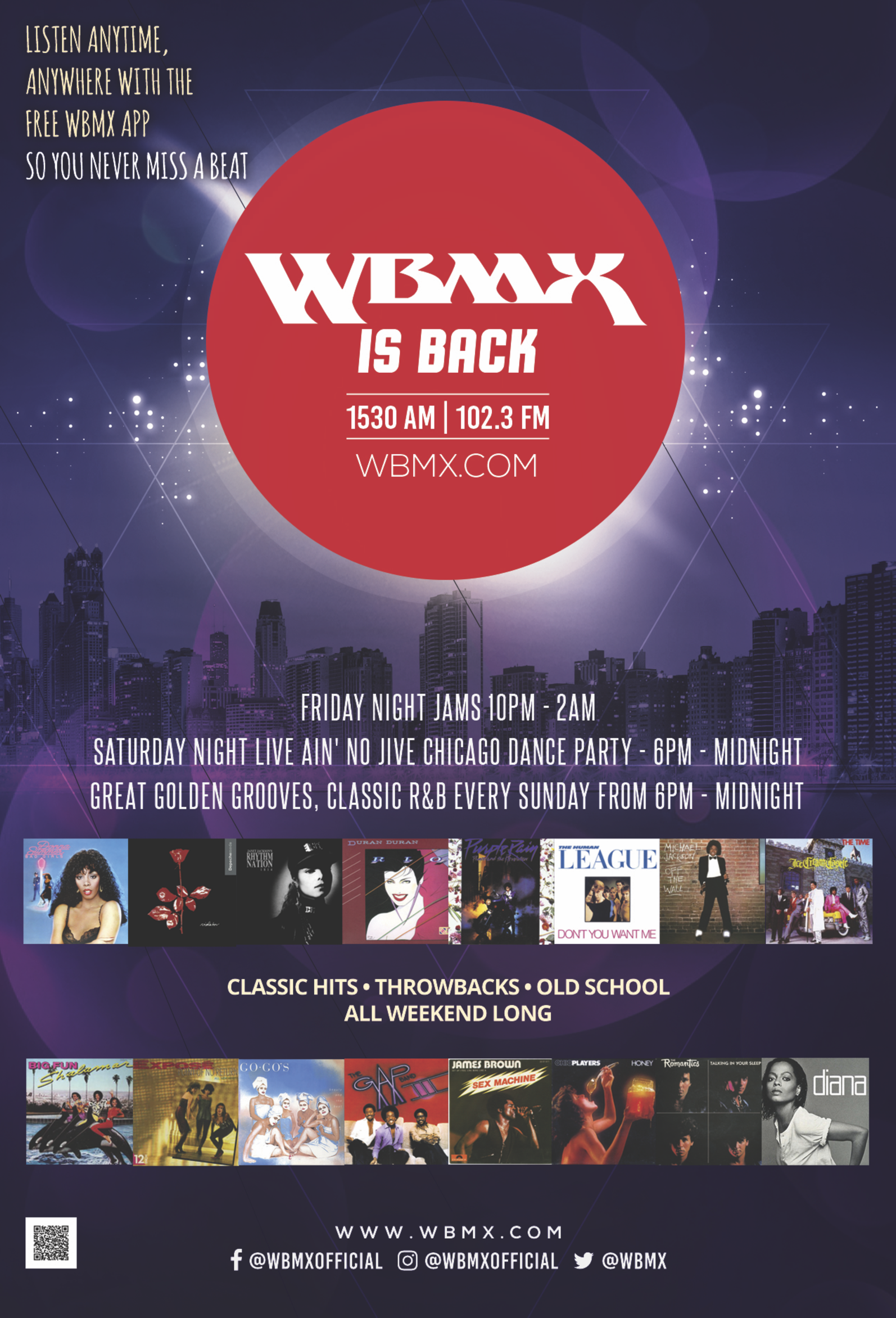 WBMX Chicago