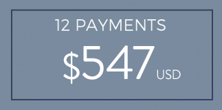 12 Payments of $547