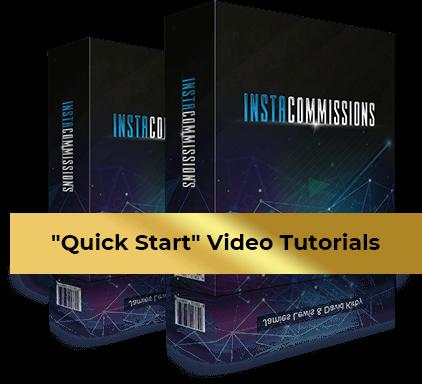 tutorials of insta commissions