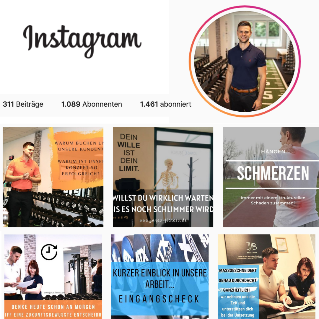 Jonas Busch Instagram