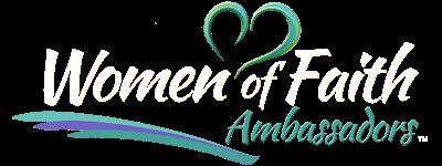 Women of Faith Ambassadors Logo