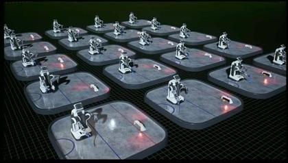 GTC 2017: NVIDIA Isaac Robot Simulator (NVIDIA keynote part 12)