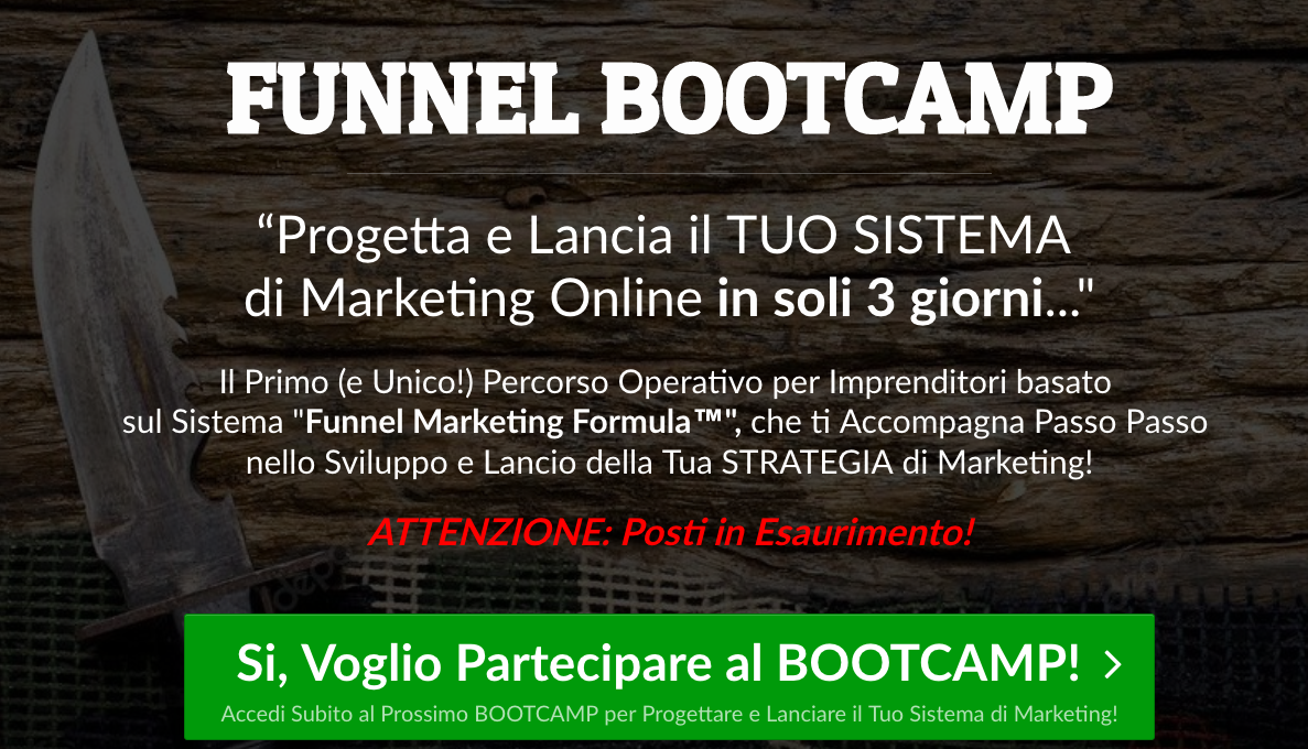 Funnel Bootcamp
