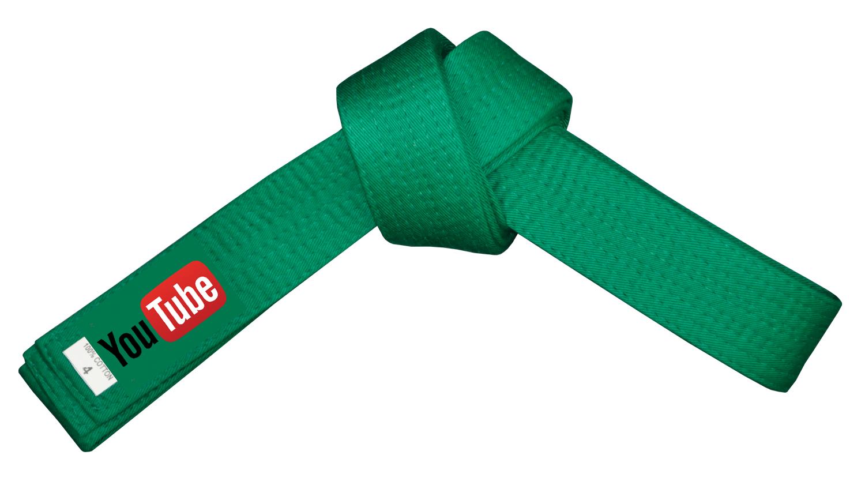 YouTube Green Belt Program