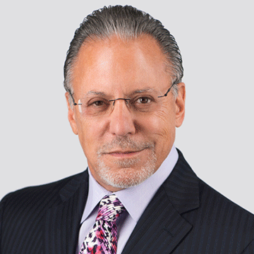 Head shot of Jay Abraham