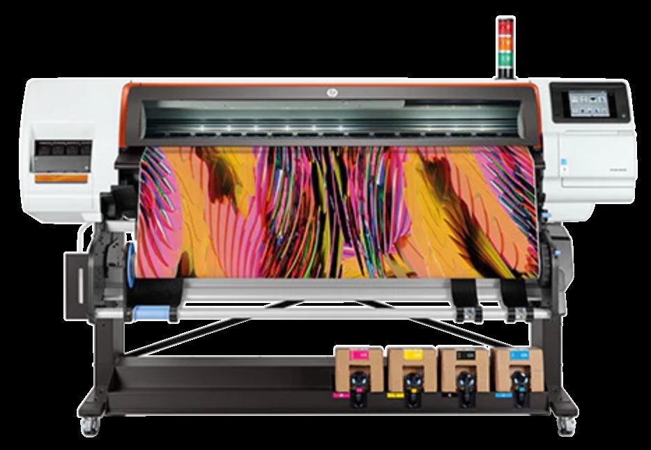 HP Stitch S per la stampa sublimatica