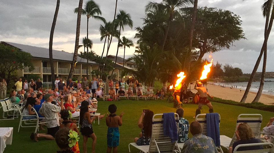 corporate events in Hawaii