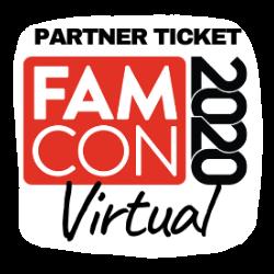 FAMCON Partner Ticket