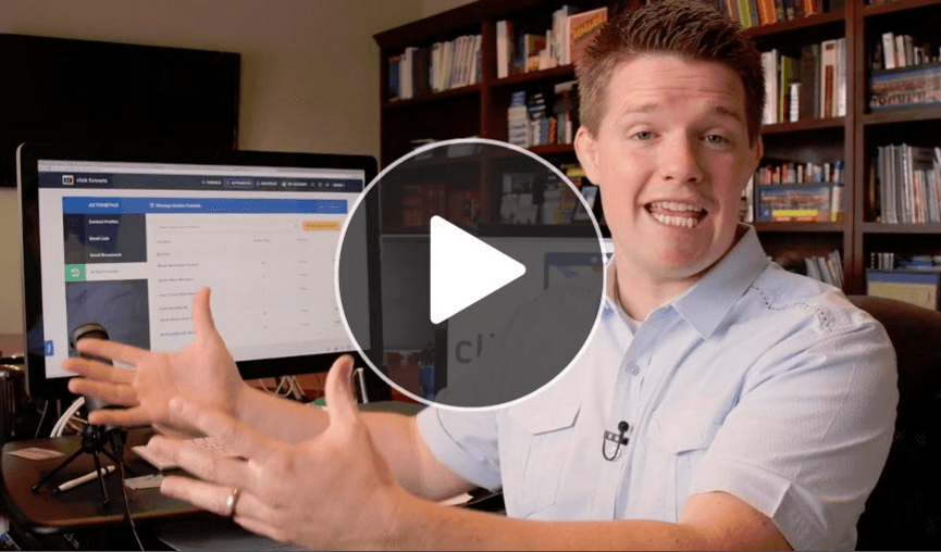 WATCH HOW SIMPLE IT IS TO BUILD YOUR FUNNEL INSIDE OF CLICKFUNNELS