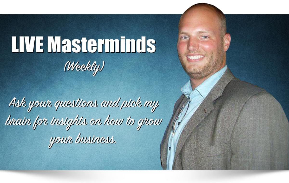 Boardroom Live Mastermind Calls