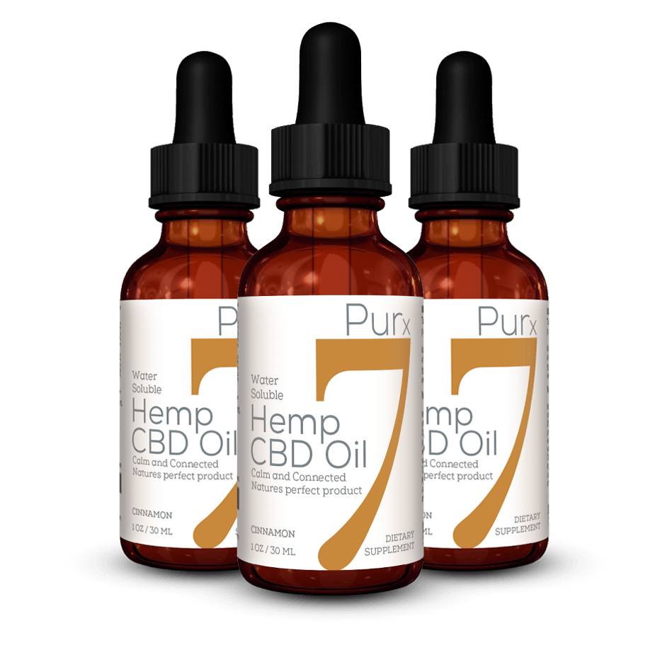 Hemp Organic CBD Oil For Sale