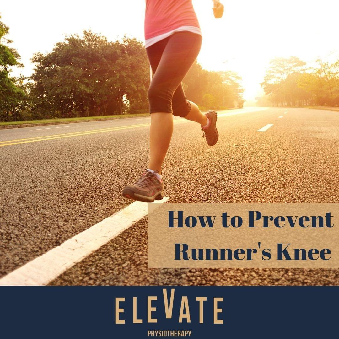 Prevent Runner's Knee