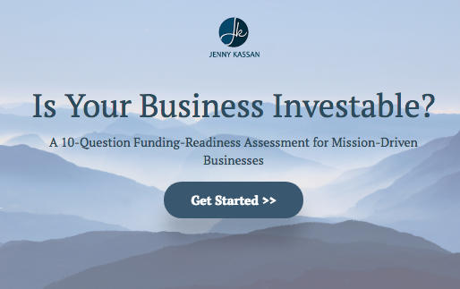 investment readiness