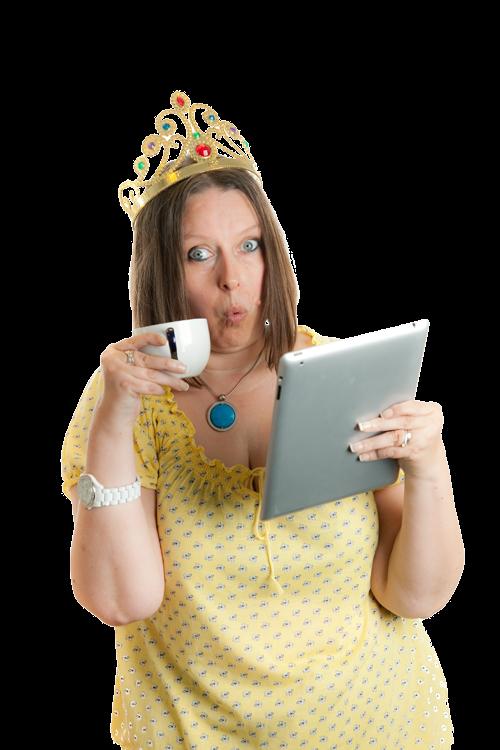 Veronica Pullen | The Facebook Queen
