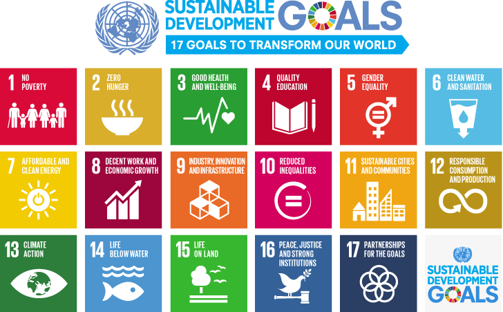 17 Sustainable Goals