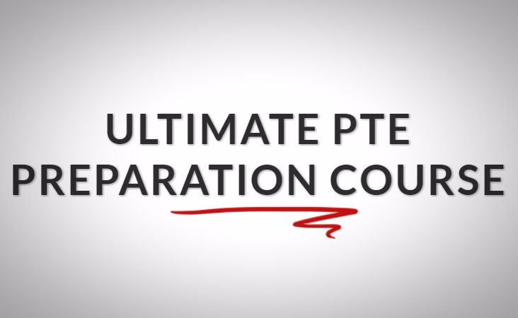 Ultimate PTE Preparation Course