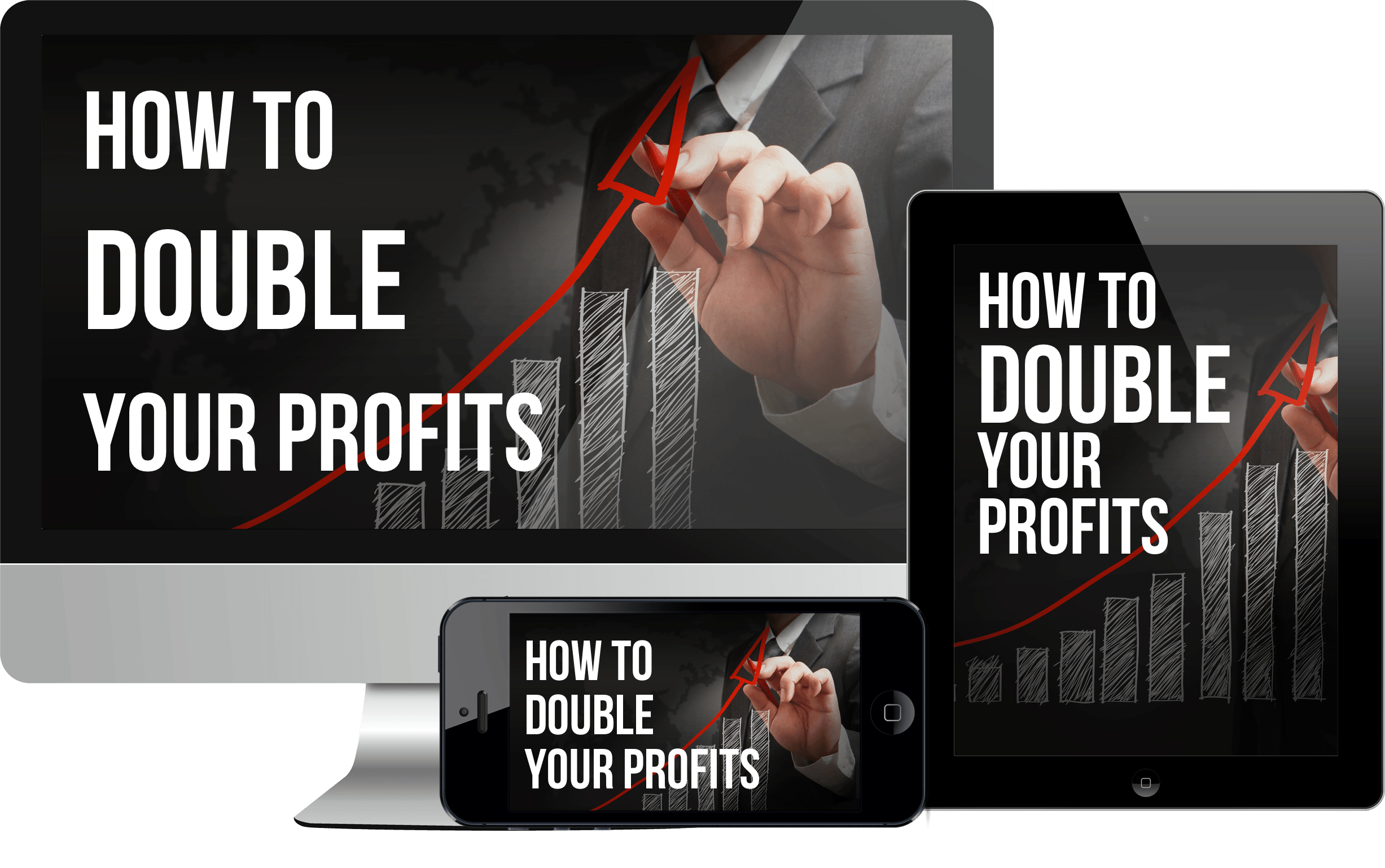 Watch the webinar: How to double your profits, without doubling your headaches