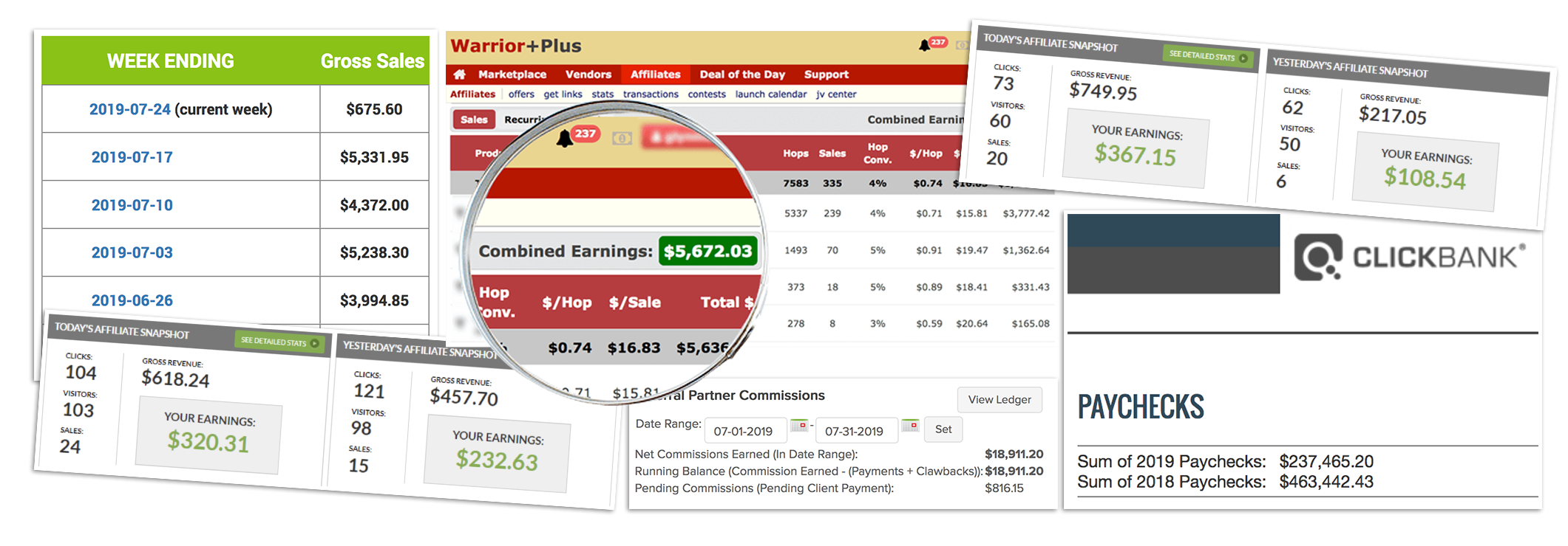 COMMISSION FUNNELS REVIEW: Massive Bonus+Discount+OTO+Demo 4