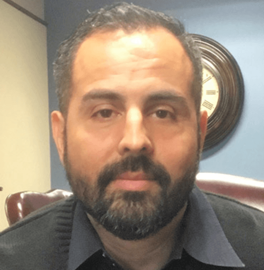 Paul Edward Acosta won his social security disability claim in Fort Worth