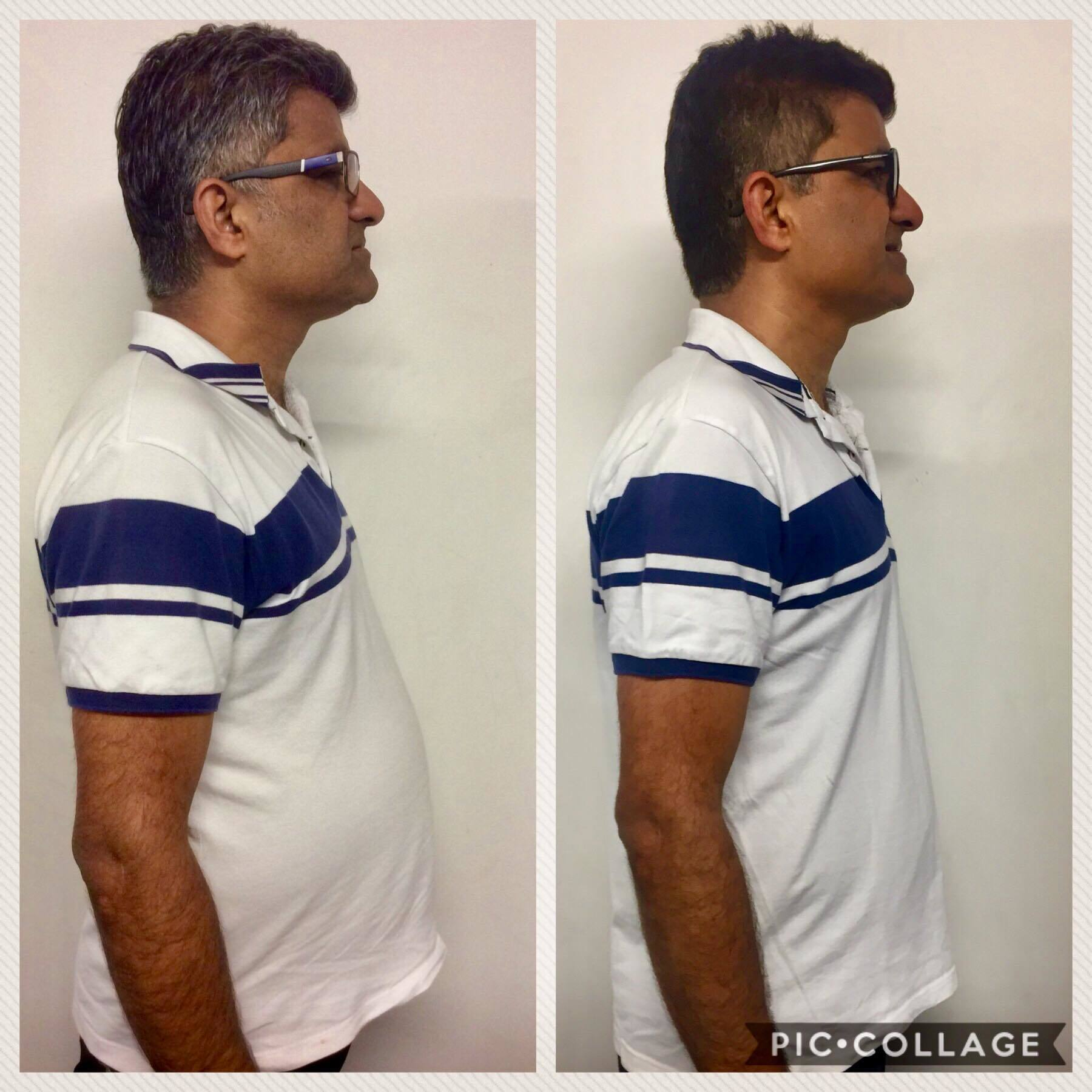 """Sharad Kapoor lost 9.1 kgs in just few weeks by following his diet plan and trainings to the """"T"""""""