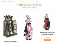 tonys golf