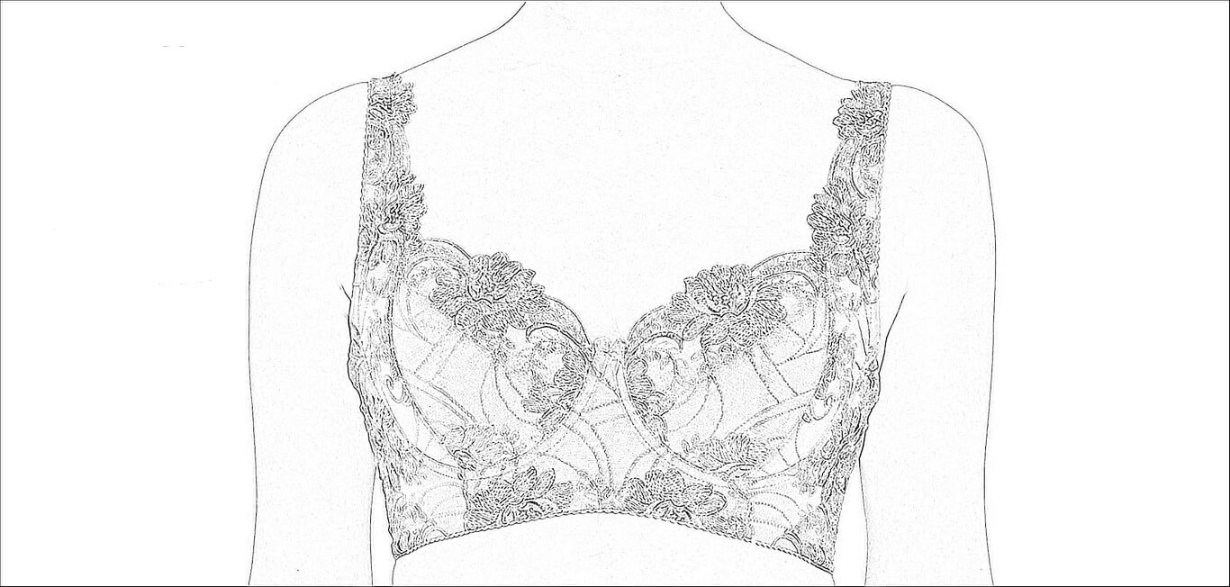 D'Elegance Brassiere
