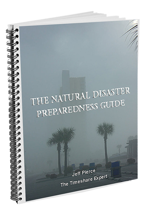 natural disaster preparedness guide, timeshare exchange bible, image, bonus