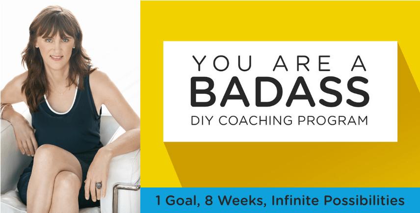 You Are a Badass DIY Coaching Program