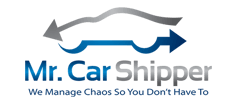 Mr Car Shipper logo for car shipping