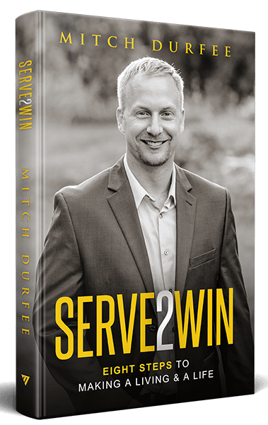 Serve 2 Win - Mitch Durfee Number 1 Best Seller Serve to Win