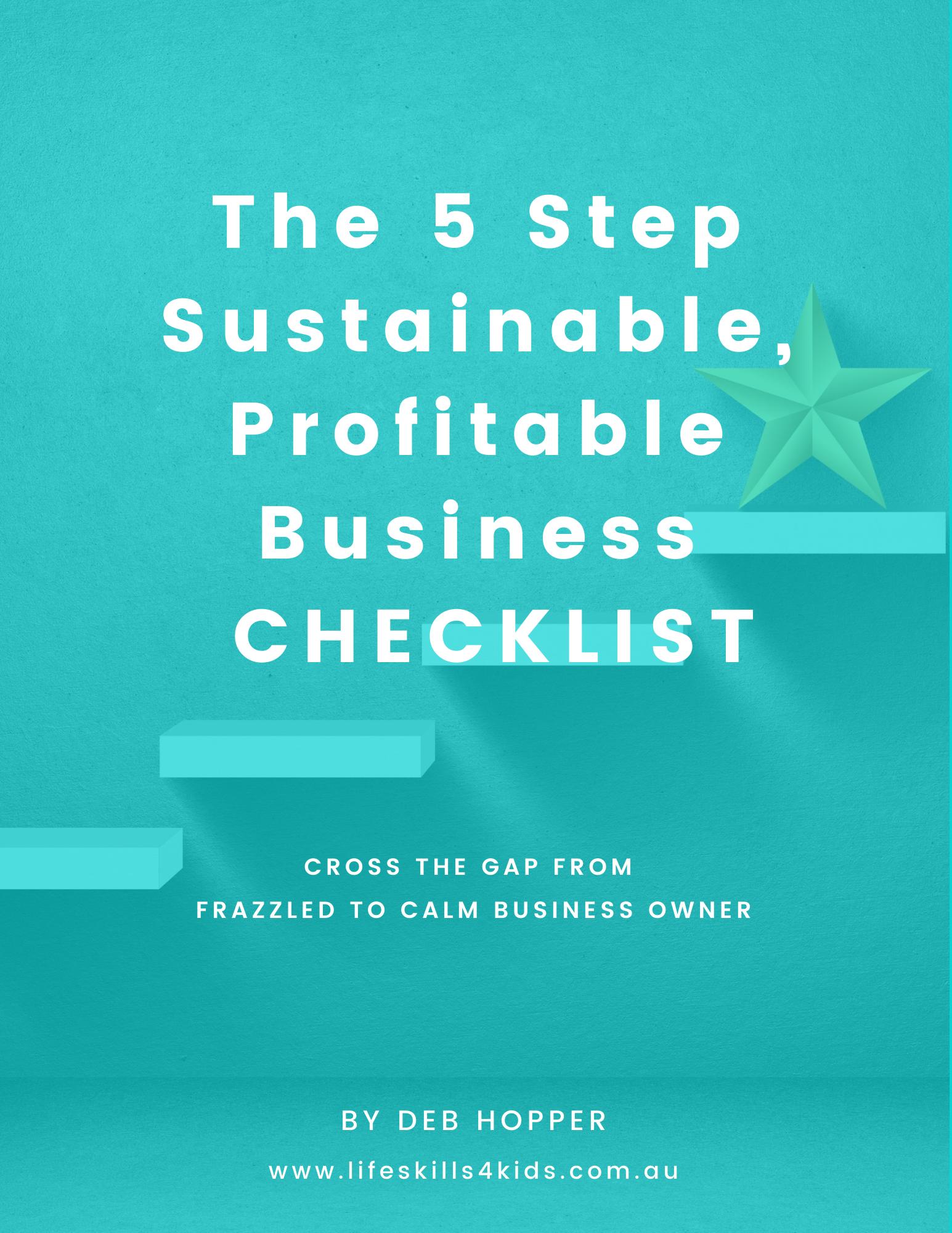 business bootcamp free checklist