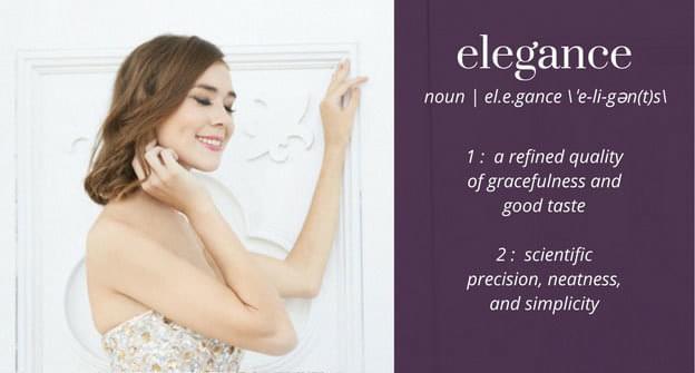D'Elegance - defined