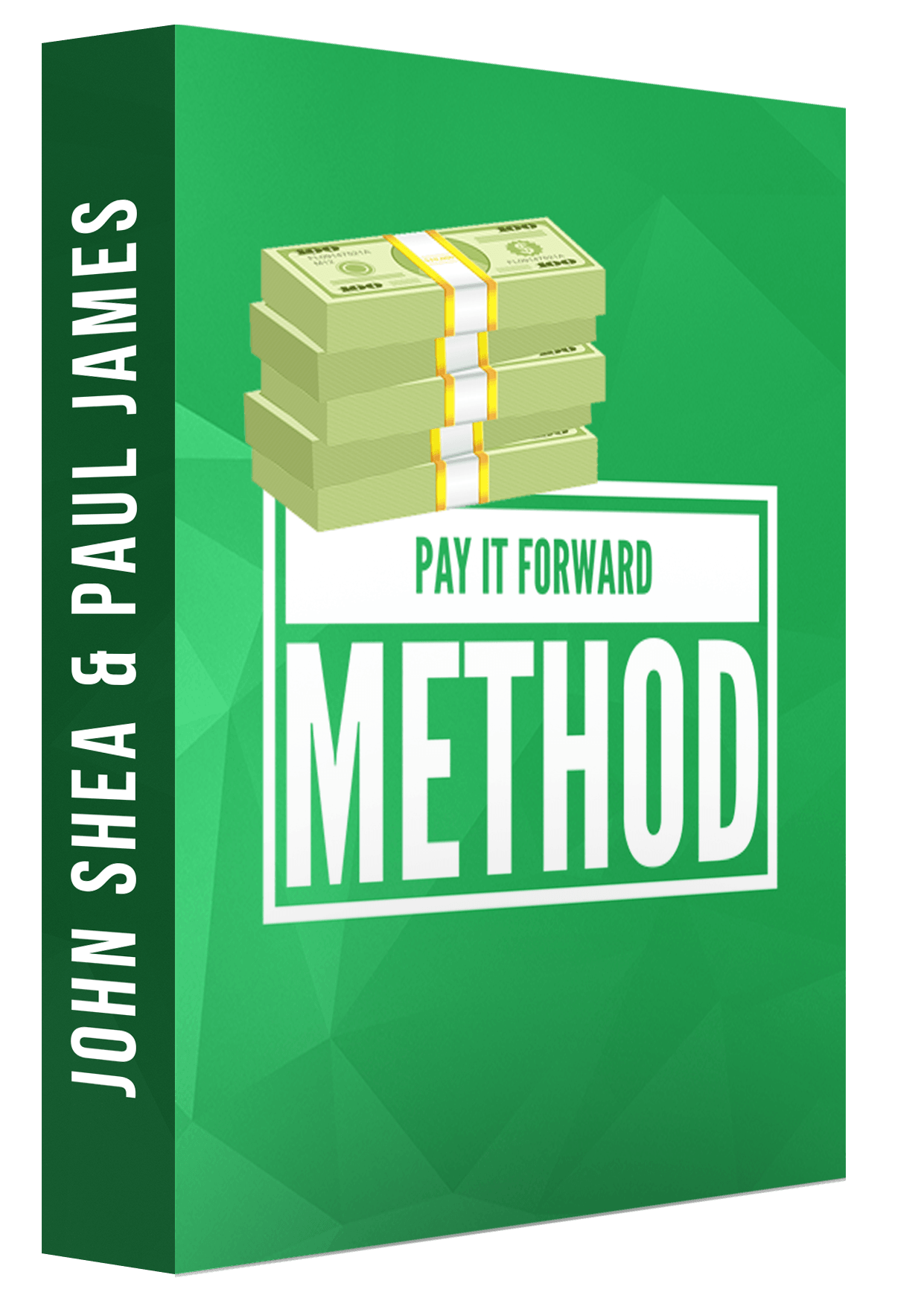 PAY IT FORWARD METHOD REVIEW