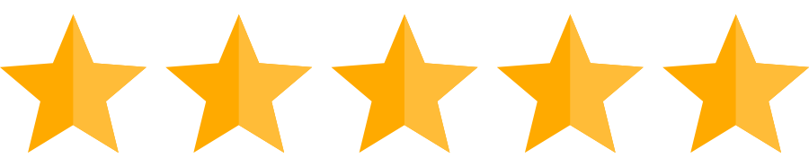 This image has an empty alt attribute; its file name is 5stars.png