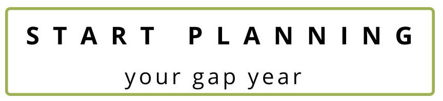 Gap Year Post Lockdown Guide