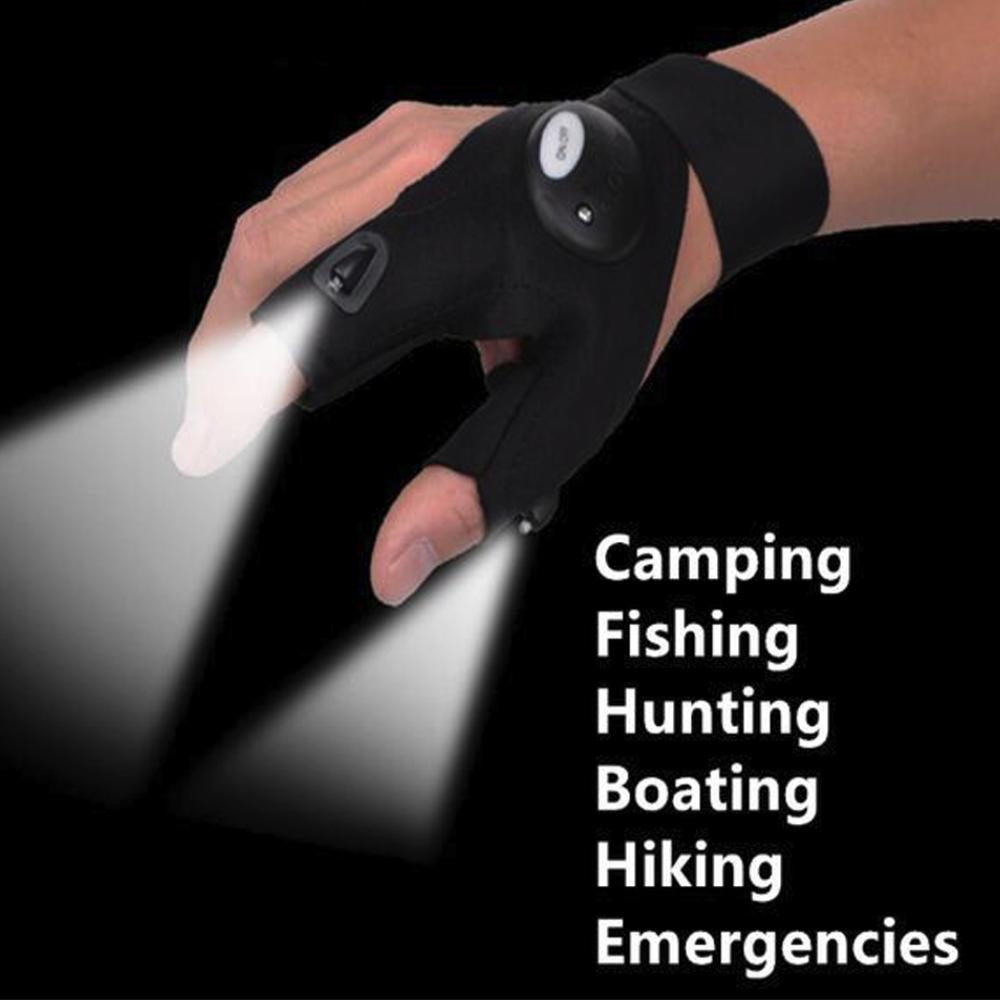 Survivalist Glove Light