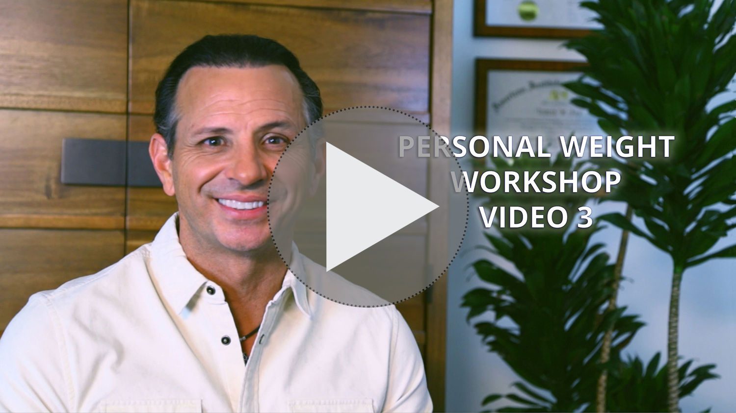 FREE Personal Weight Workshop Video 3 by Travis Fox