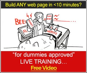 BUILD ANY WEBPAGE IN UNDER 10 MIN with Click Funnels