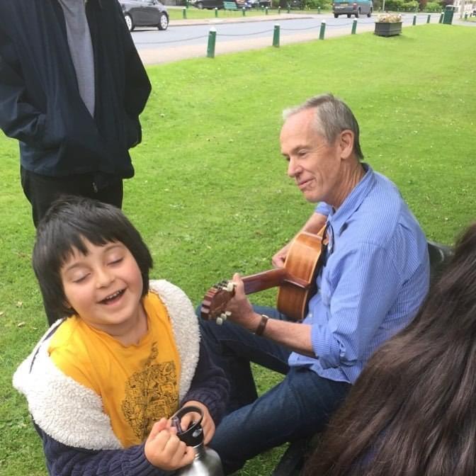 Eric Douglas Music in the Park
