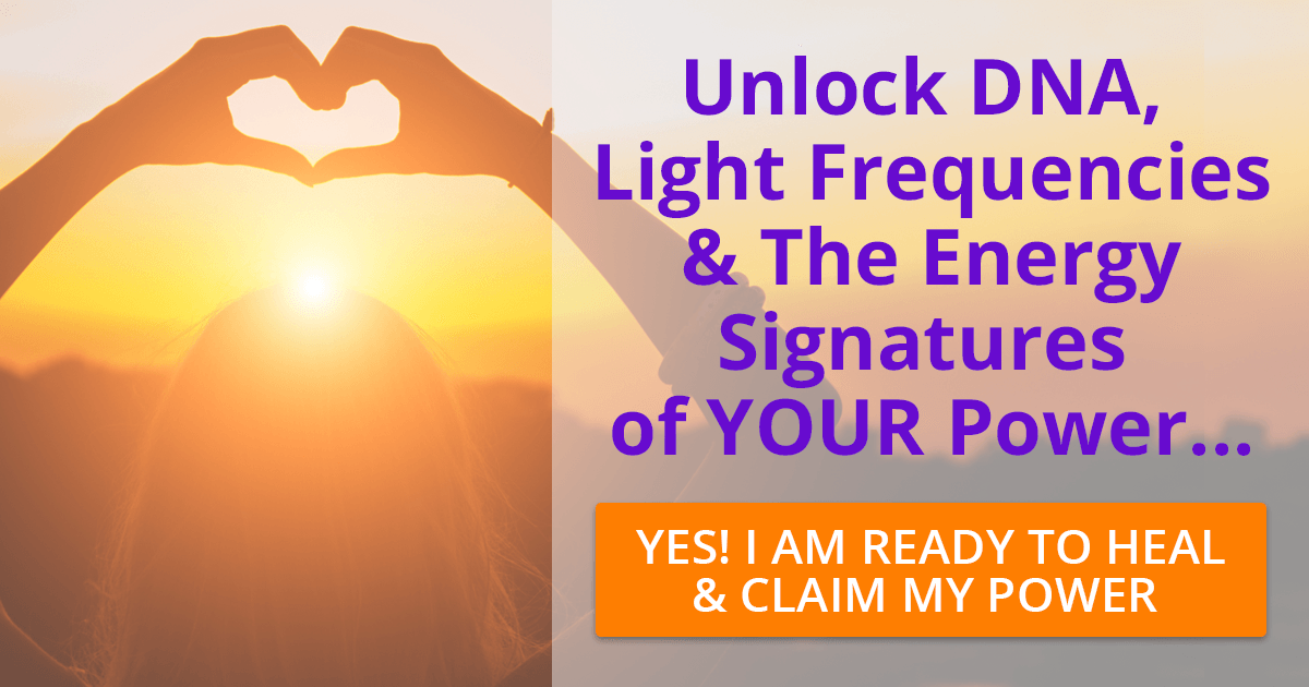 Unlock Your Light Frequencies of Power... Powerful Attunements for Healing!