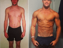 Absolute Physiques Body Transformation weight loss