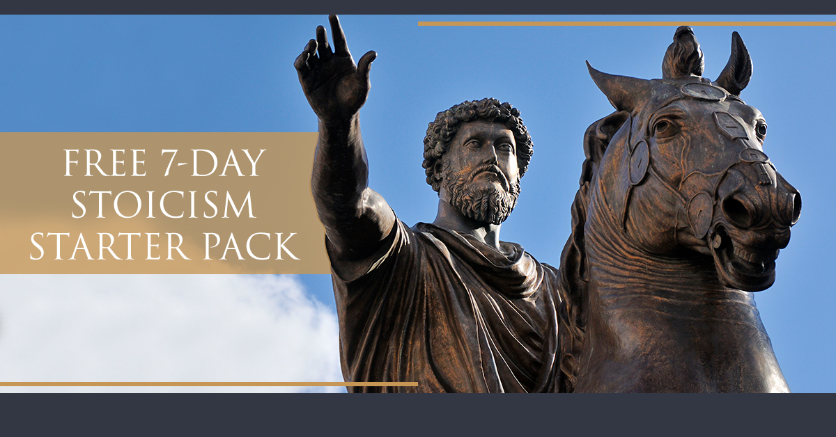 Free 7-Day Course on Stoicism