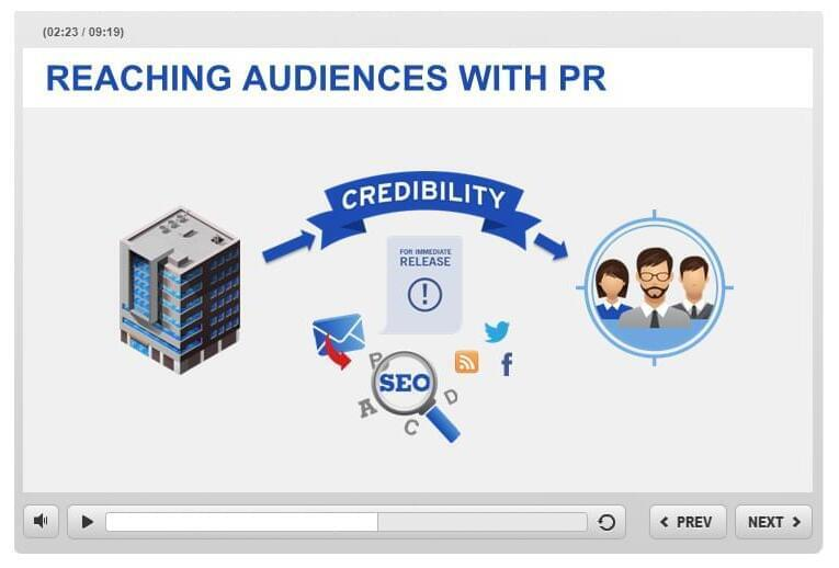 PR writing course: preview 4
