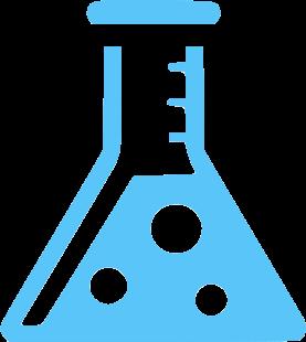 Chemistry Flask acid icon