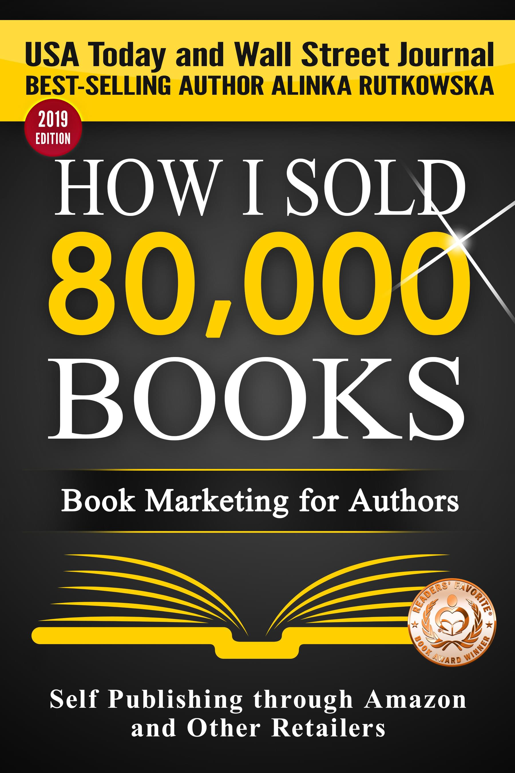 How I Sold 80.000 Books