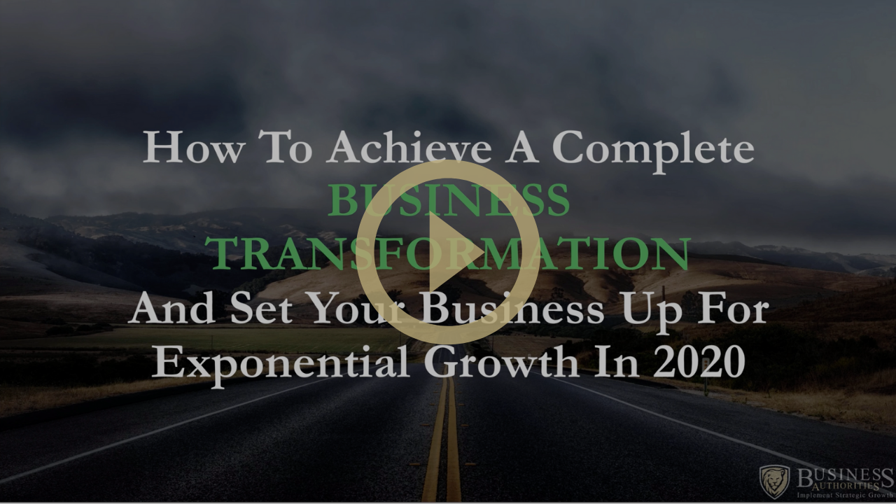 Business Transformation Fast Track Powered By Business Authorities