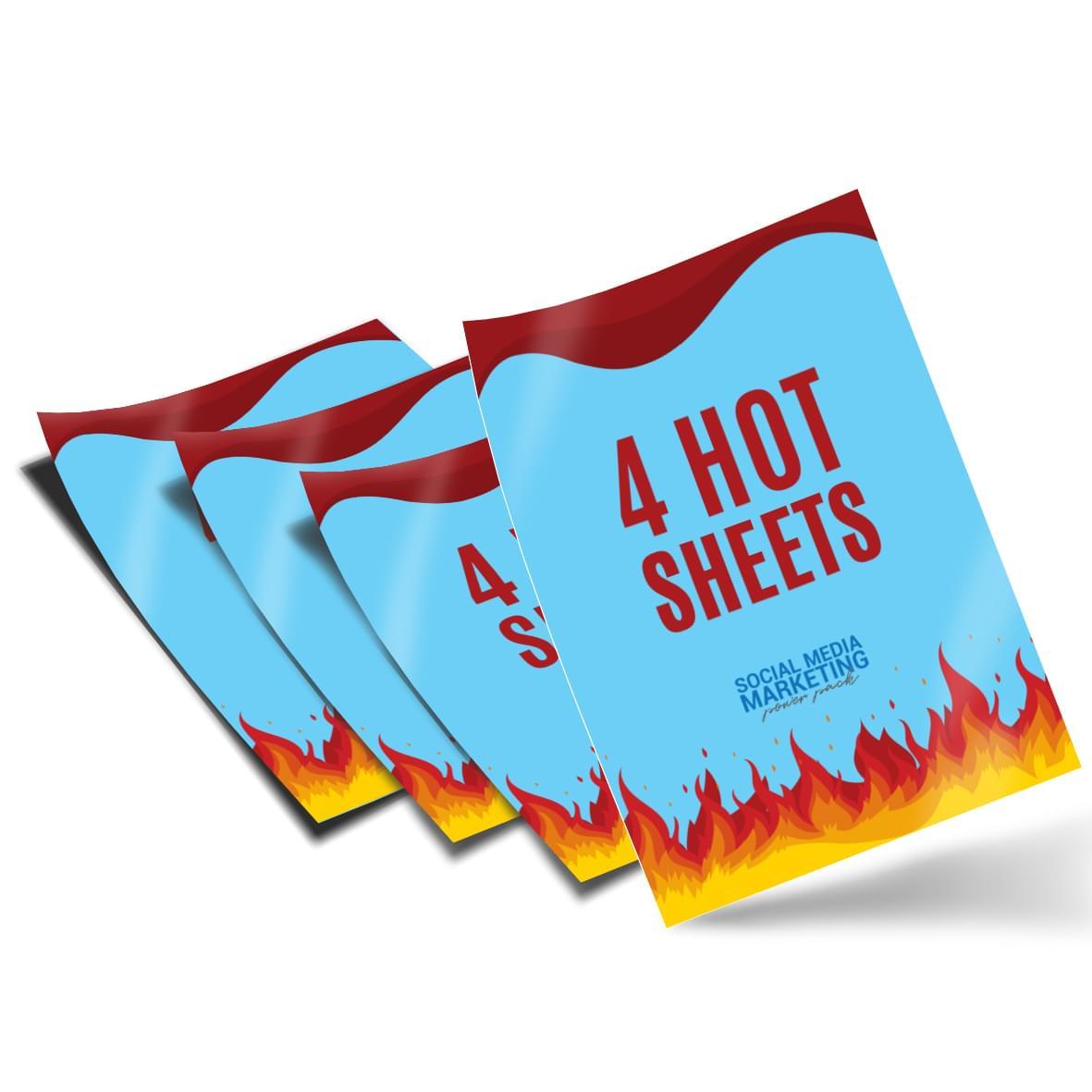 Social Sumo4 Hot Sheets