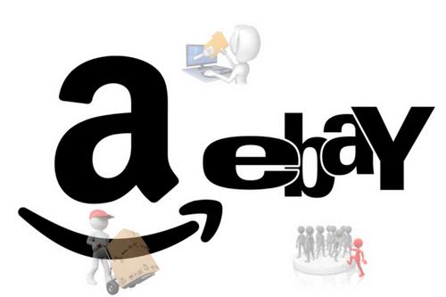 Amazon or Ebay